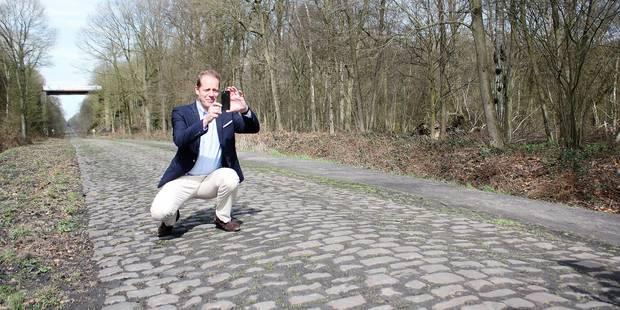 """Christian Prudhomme sur le parcours de Paris-Roubaix: """"Il y a une protection des pavés désormais"""" (VIDEO) - La Libre"""