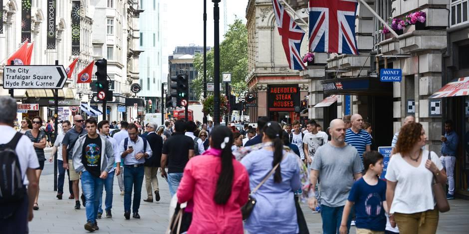 Ces écarts de salaires hommes/femmes que combattent les Anglais (INFOGRAPHIE) - La Libre