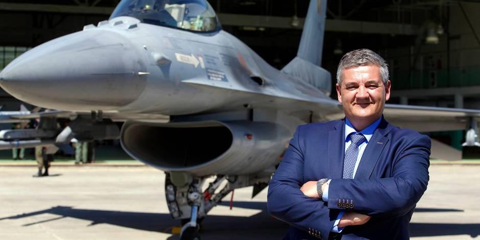 Édito: il faut un processus rigoureux et transparent sur le dossier du remplacement des F-16 - La Libre