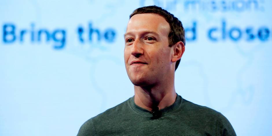 Facebook a discrètement supprimé des messages privés envoyés par Mark Zuckerberg via Messenger