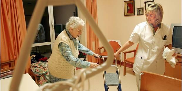 Plus de 1 000 plaintes pour seniors maltraités à Bruxelles - La Libre