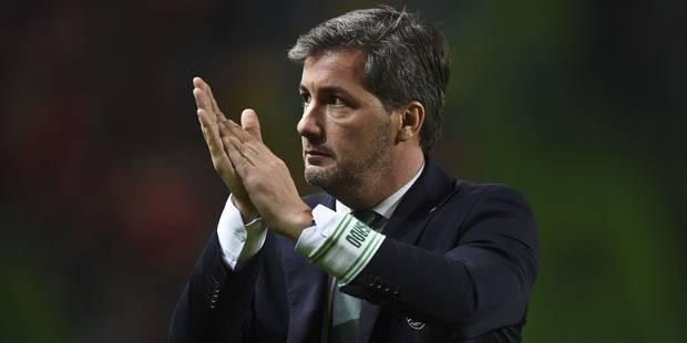 Le président du Sporting Portugal suspend ses joueurs après une mutinerie - La Libre