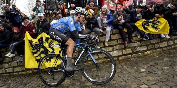 """Michael Goolaerts perd la vie sur les routes de Paris-Roubaix: """"J'ai directement vu que c'était très grave"""", explique so..."""