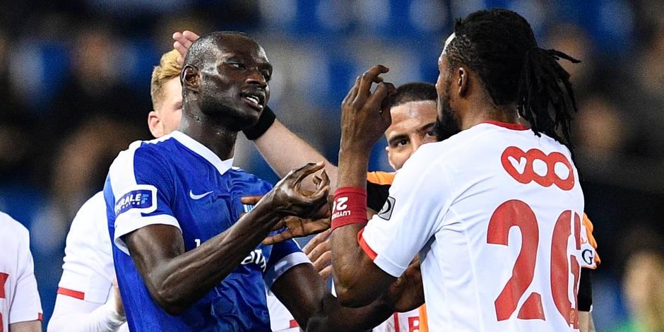 Le Standard accepte la suspension de Luyindama qui ratera les rencontres face à Gand et Anderlecht