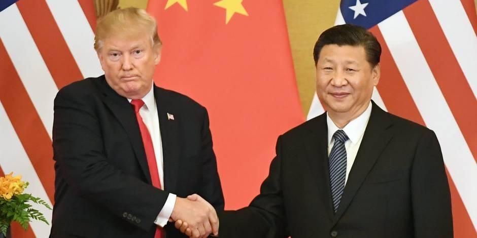 Guerre commerciale: la Chine ouvre une procédure à l'OMC contre les Etats-Unis