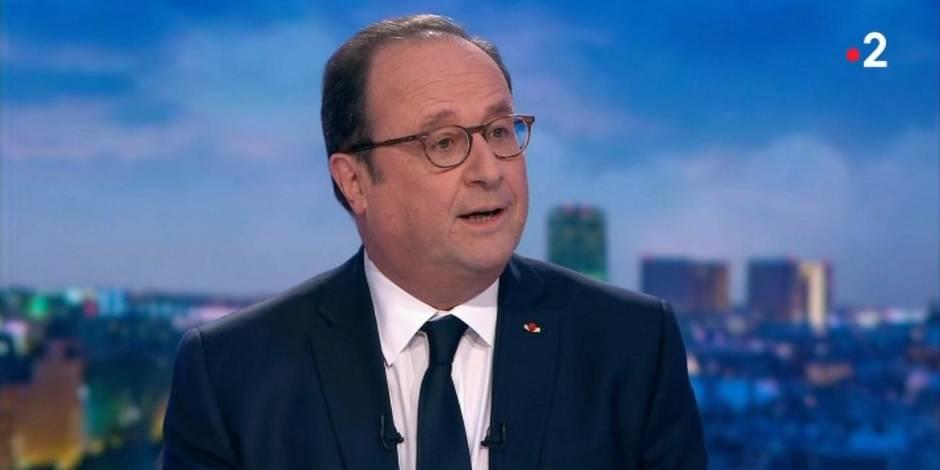 François Hollande plombe le 20 heures de France 2 — Audiences
