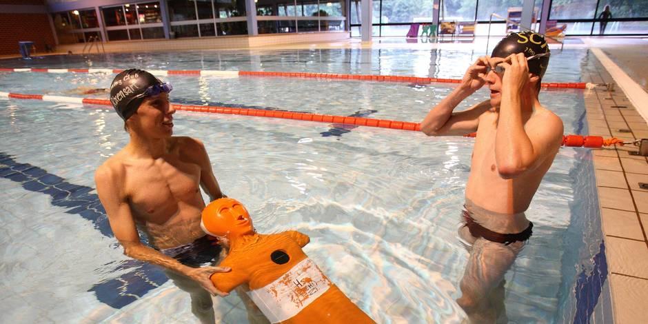 Rixensart : la piscine a pu rouvrir ce matin