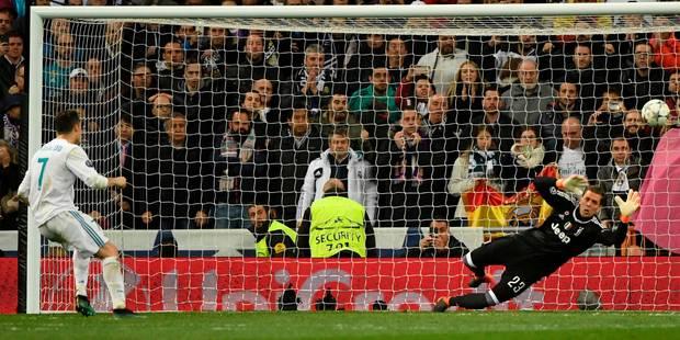 Ligue des champions: Ronaldo qualifie le Real à la dernière minute face à la Juventus (1-3), le Bayern qualifié lui auss...