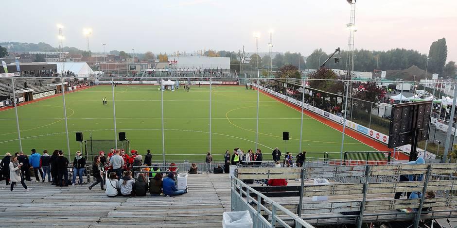 Enfin un stade national de hockey ? Toutes les pistes mènent à Uccle