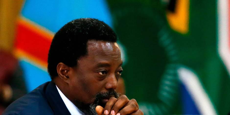 RDC: le Grand Inga bloqué par l'Assemblée nationale, un revers majeur pour Kabila