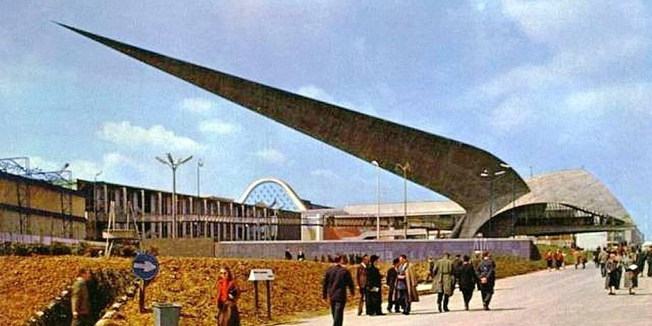 Expo 58: l'entrée dans un monde nouveau, c'était il y a 60 ans - La Libre