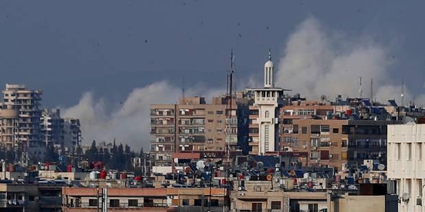 Syrie: l'OIAC débutera dimanche son enquête sur l'attaque chimique présumée à Douma - La Libre