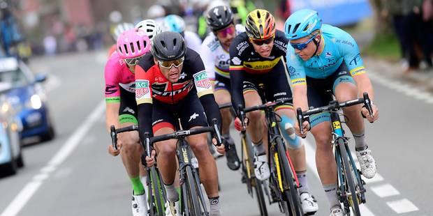 Michael Valgren fait le doublé Nieuwsblad - Amstel Gold Race, une première depuis Merckx - La Libre