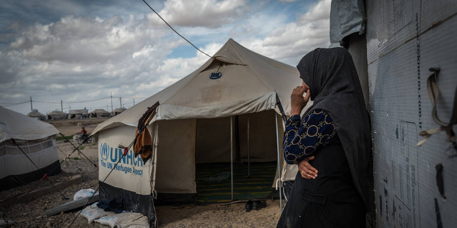 Des Irakiennes soupçonnées d'être liées à l'EI exploitées sexuellement en Irak