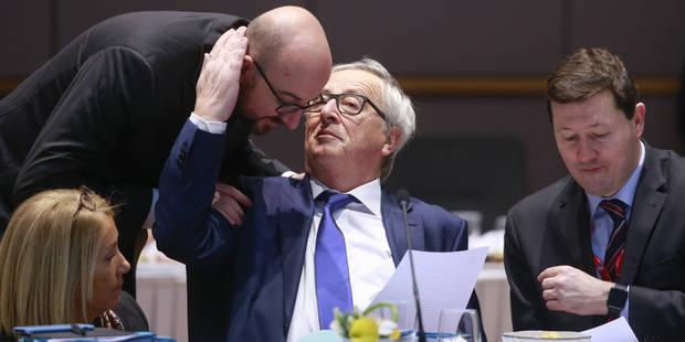 Michel présente à la Commission européenne une solution non concertée au dossier Arco - La Libre
