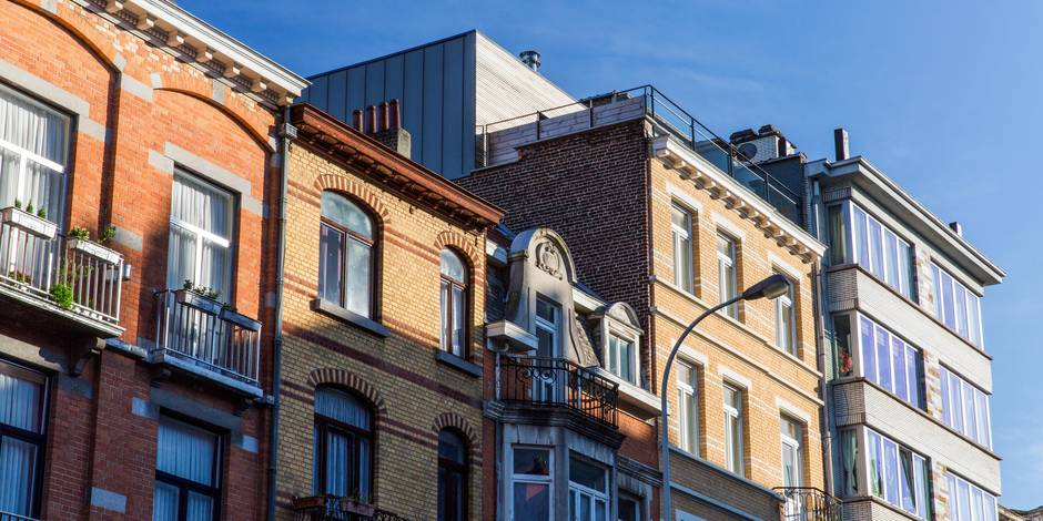 De tous les acheteurs immobiliers, les Wallons sont les plus actifs
