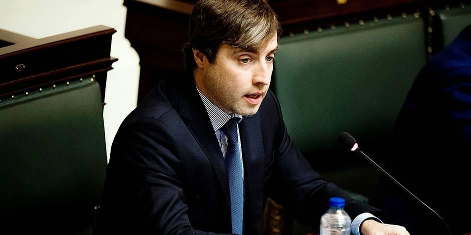Gautier Calomne (MR) renonce à cumuler le parlement et l'échevinat de l'Enseignement à Ixelles