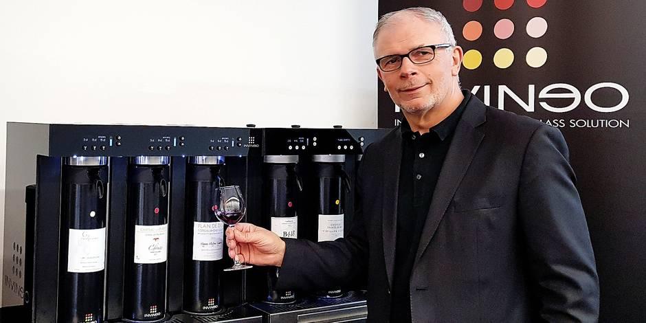 "Le ""Nespresso du vin"" lève 2,7 millions d'euros"