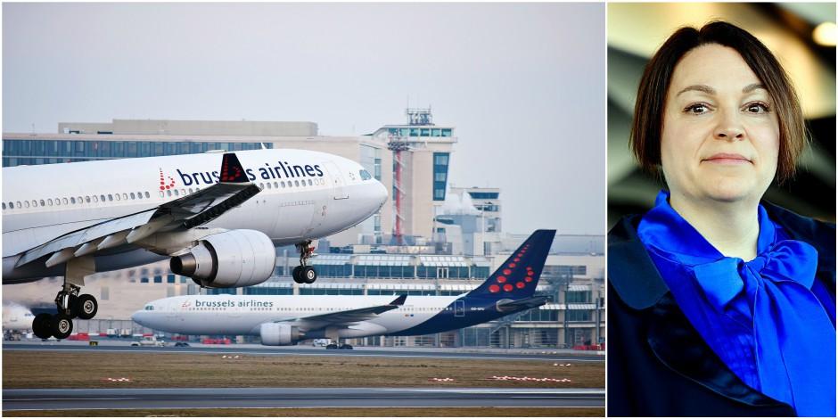 """""""Personne ne connaît Brussels Airlines aux Etats-Unis"""""""