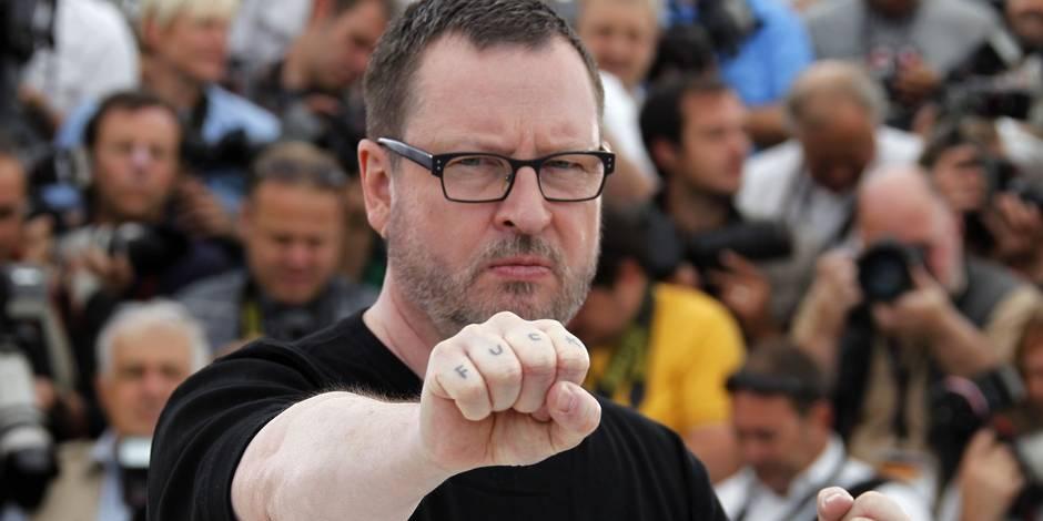 Le retour du sulfureux réalisateur Lars Von Trier au Festival de Cannes