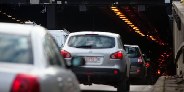 Fermeture du tunnel Léopold II: les mesures sont jugées insuffisantes - La Libre