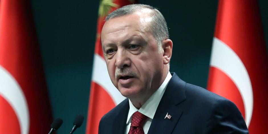 Erdogan demande aux USA d'extrader Gulen en échange d'un pasteur américain emprisonné
