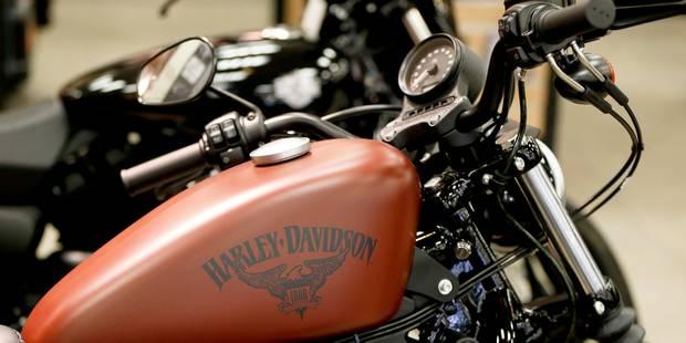 Pour séduire les jeunes, Harley-Davidson offre des stages rémunérés en moto - La Libre